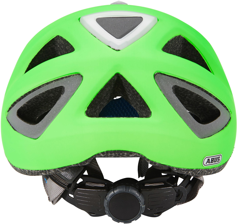 abus urban i 2 0 casco per bici verde su. Black Bedroom Furniture Sets. Home Design Ideas